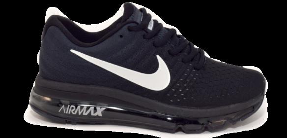 Nike Air Max 2017 Унисекс черные