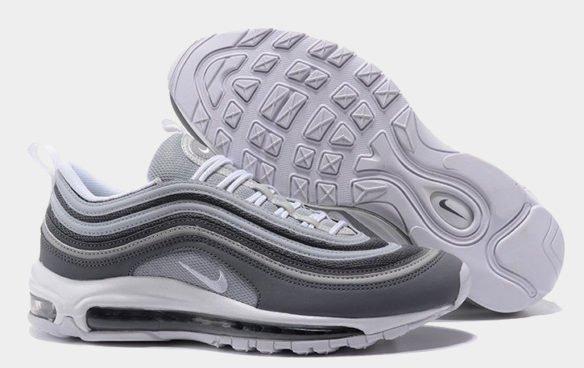 Фото Nike Air Max 97 серые - 2