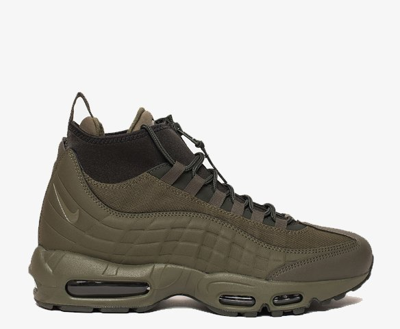 Nike Air Max 95 Sneakerboot olive
