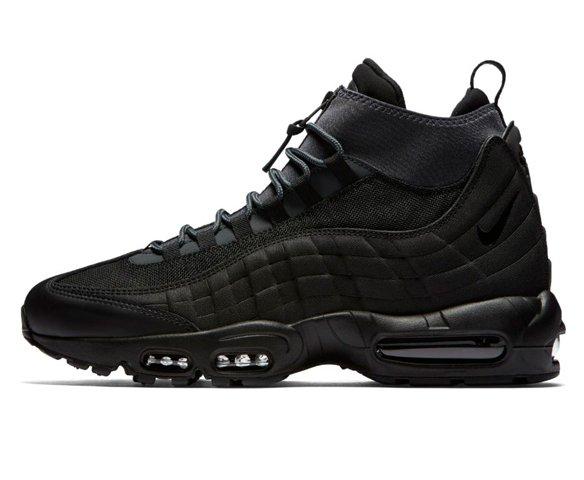 Nike Air Max 95 Sneakerboot black