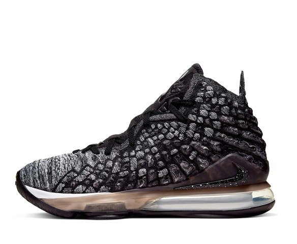 Nike Lebron XVII grey