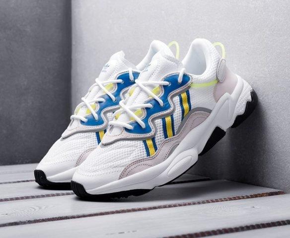 Adidas Ozweego белые