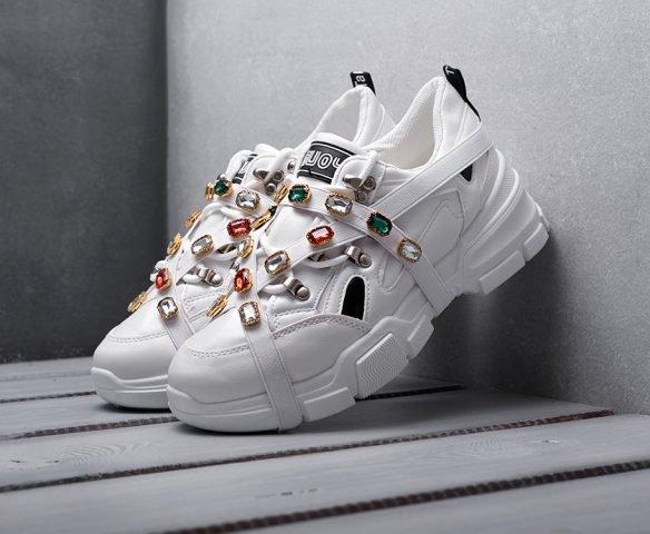 Fashion белые (white)