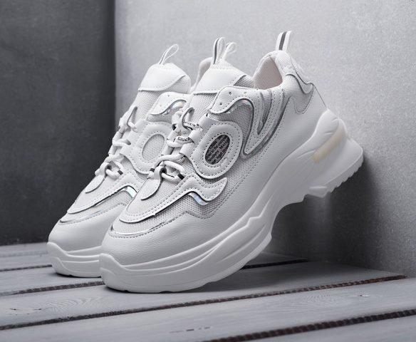 Fashion белые