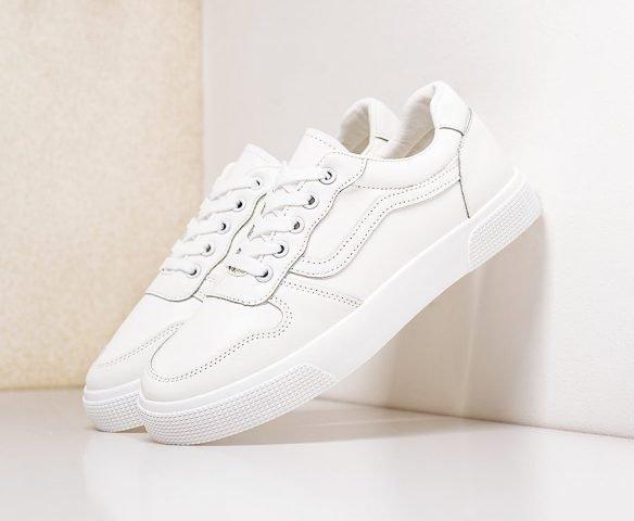 Fashion белые низкие