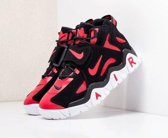 Nike Air Barrage Mid black-red