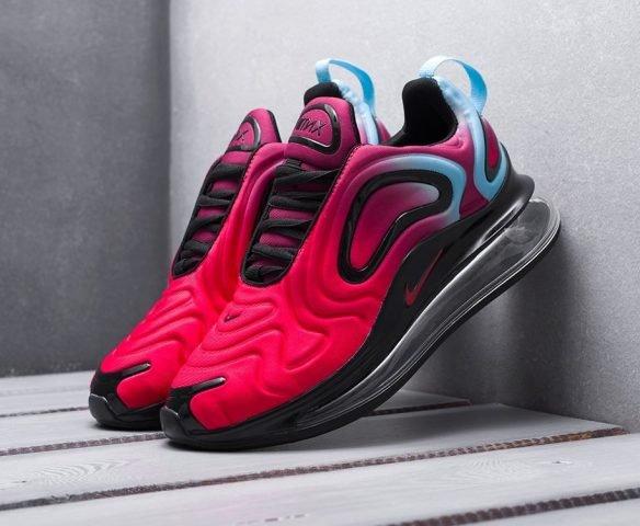 Nike Air Max 720 red-black