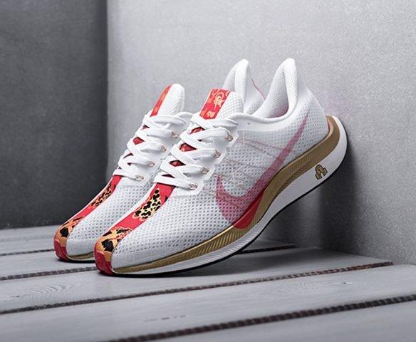 Nike Zoom Pegasus 35 Turbo белые