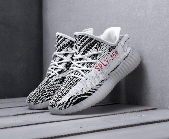 Adidas Yeezy 350 Boost v2 black-white