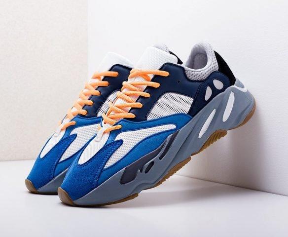 Adidas Yeezy Boost 700 grey-blue