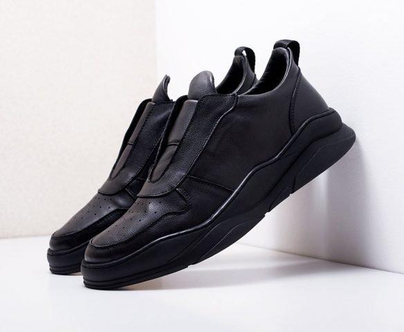Fashion кожаные black
