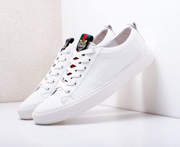 Fashion кожаные white