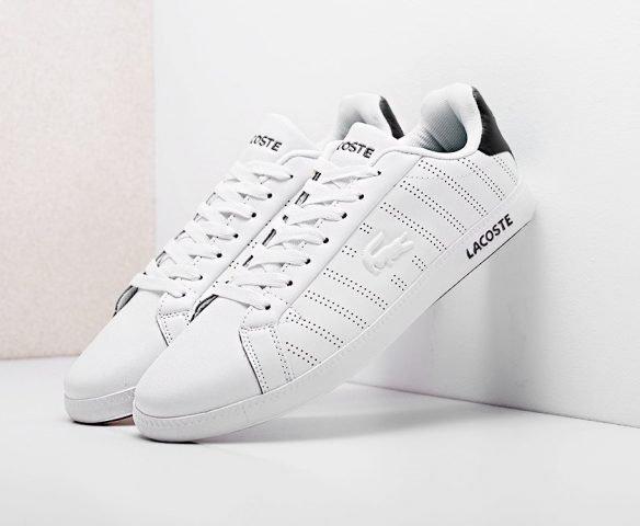 Lacoste белые