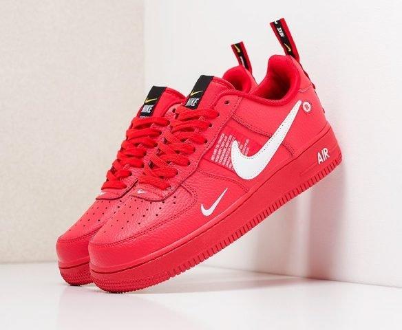 Nike Air Force 1 LV8 Utility красные