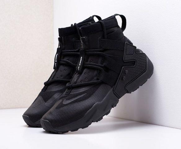 Nike Air Huarache Gripp черные