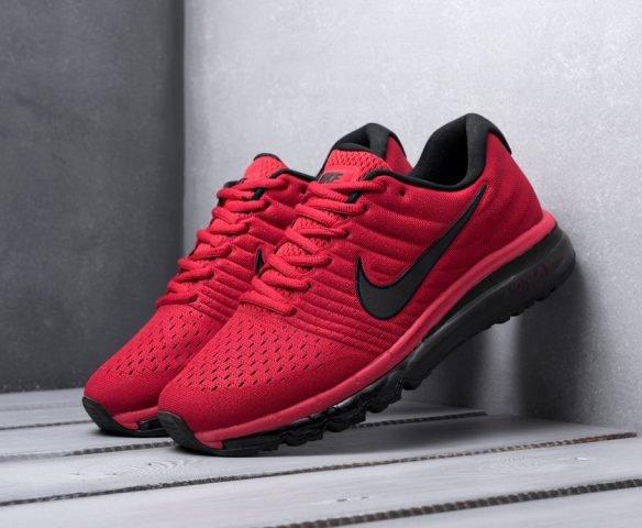 Nike Air Max 2017 красные