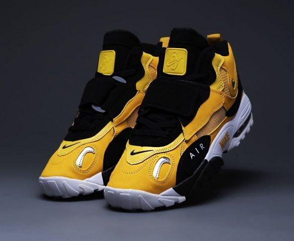 Nike Air Max Speed желтые