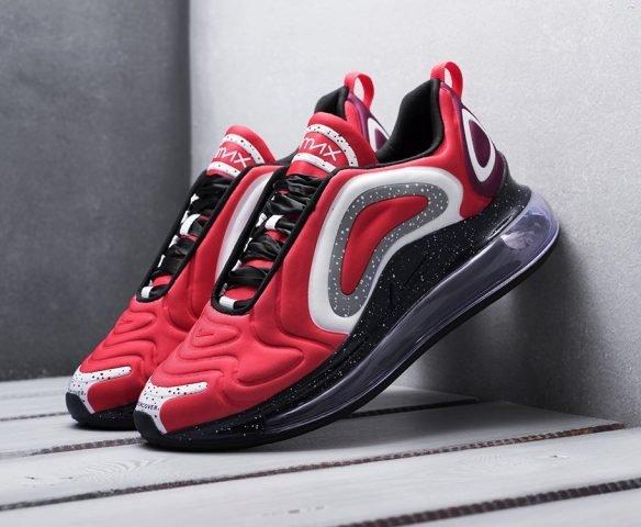Nike x Undercover Air Max 720 красные