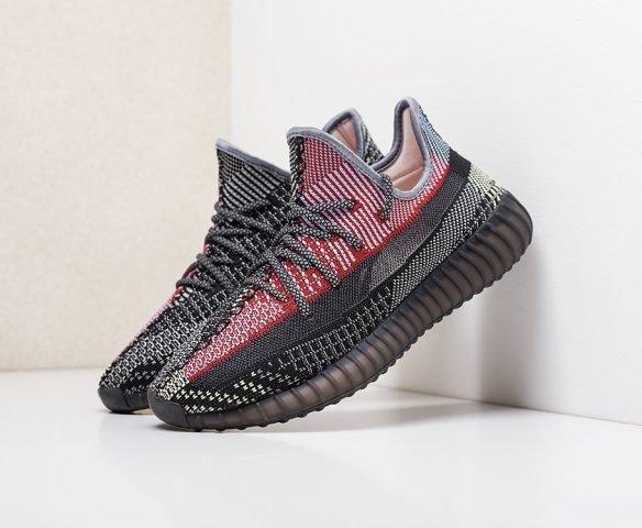 Adidas Yeezy 350 Boost v2 темно-серые