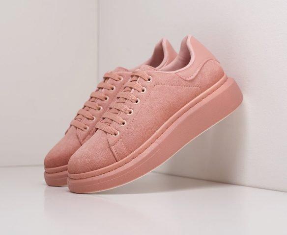 Fashion низкие розовые