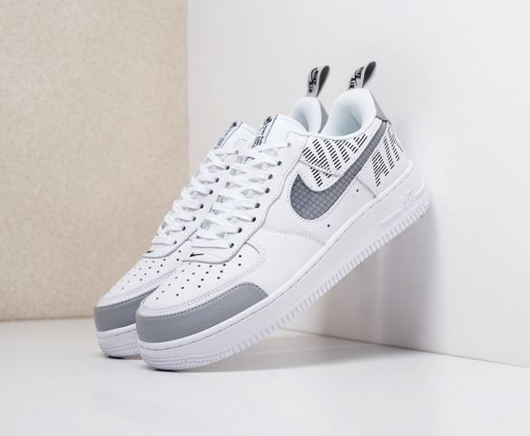 Nike Air Force 1 Low grey-white leather
