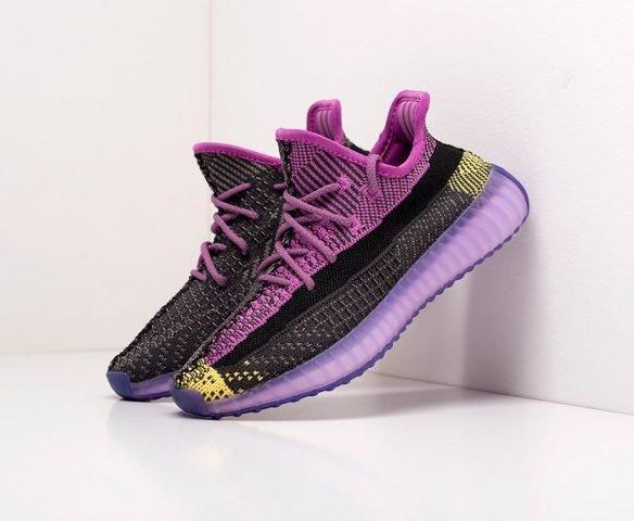Adidas Yeezy 350 Boost v2 фиолетовые