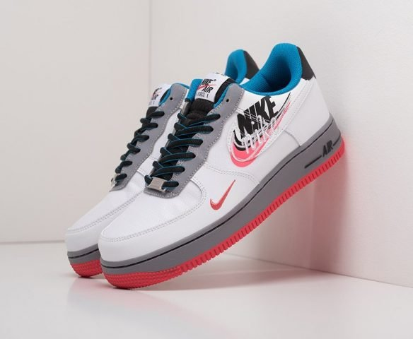 Nike Air Force 1 Low grey-white