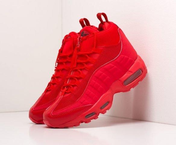 Nike Air Max 95 Sneakerboot red