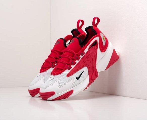 Nike Zoom 2K red-white