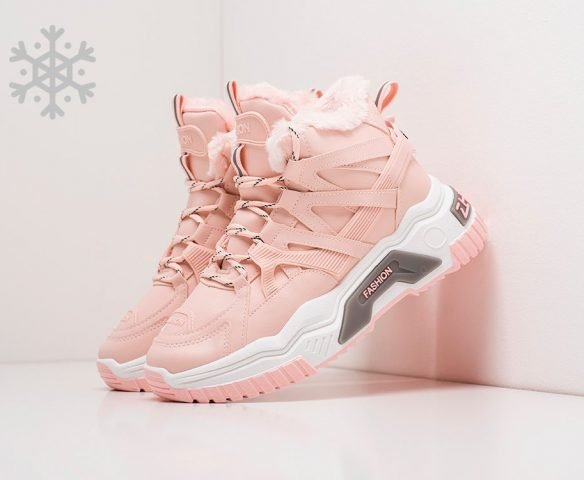 Fashion winter pink