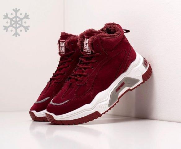 Fashion red winter