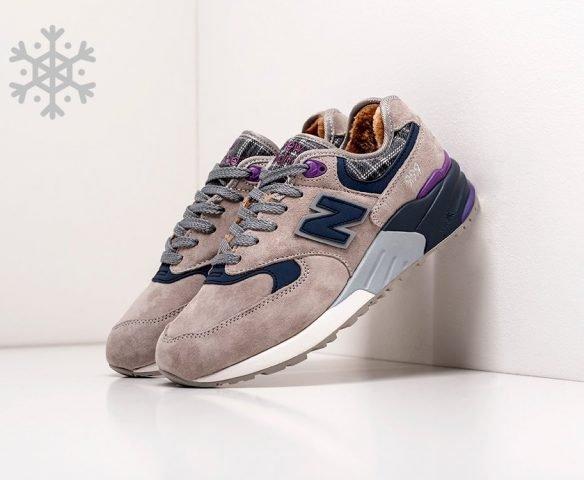 New Balance 999 brown