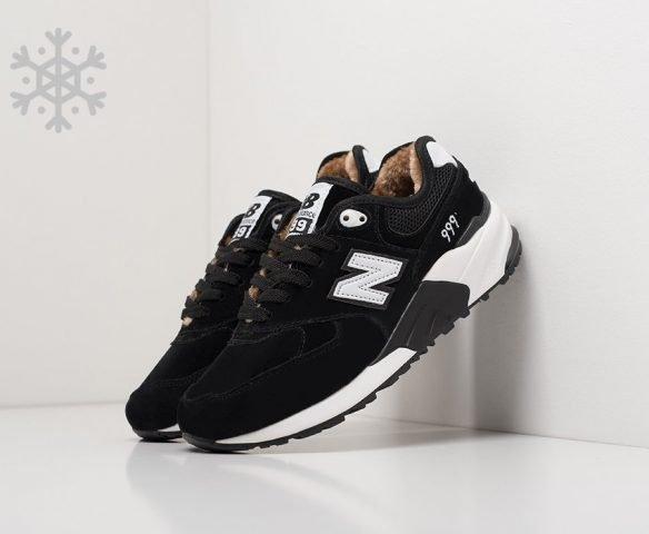 New Balance 999 winter black