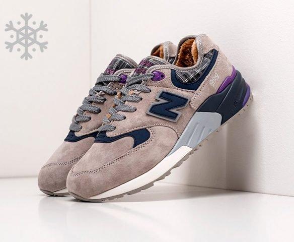 New Balance 999 winter brown