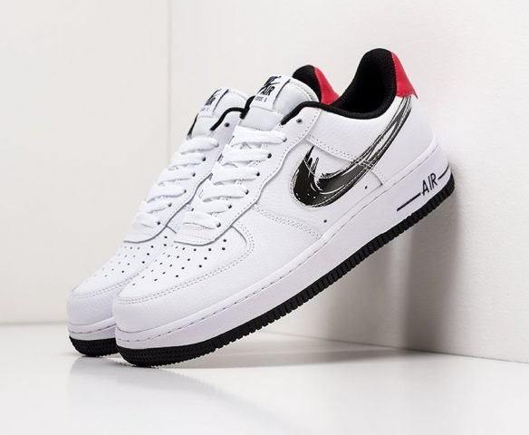 Nike Air Force 1 Low leather white-black