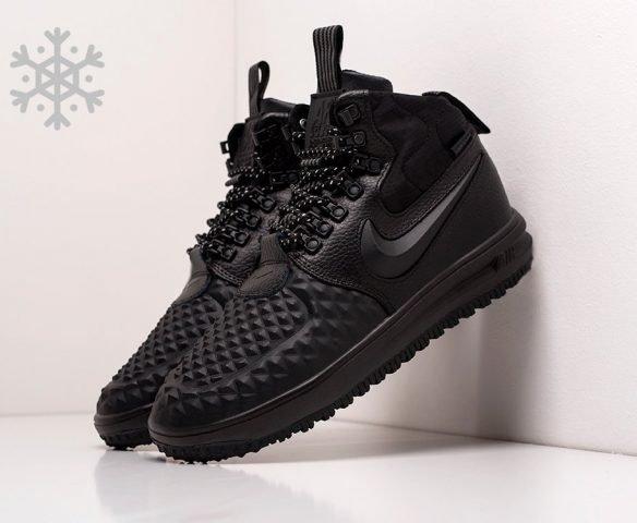 Nike Lunar Force 1 Duckboot winter black