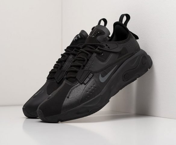 Nike React Type GTX черные