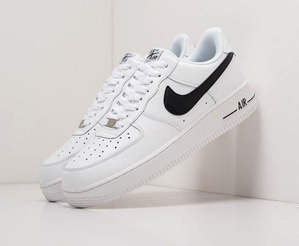 Nike Air Force 1 Low белые кожаные