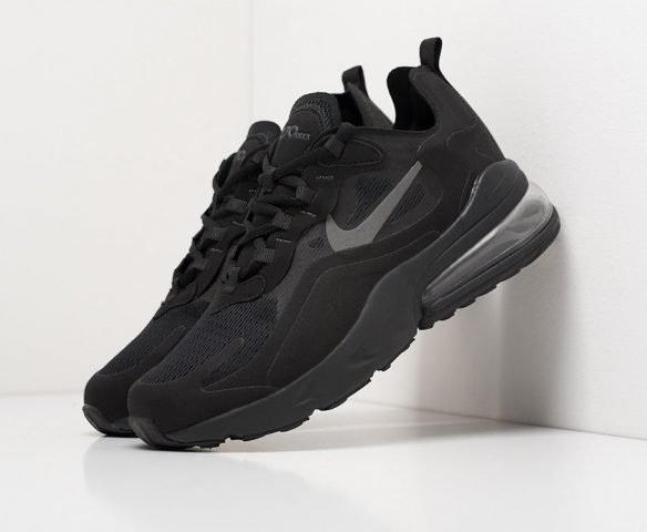Nike Air Max 270 React all black