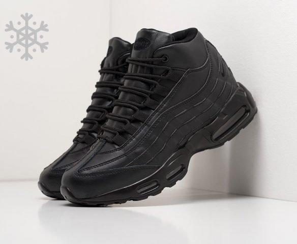 Nike Air Max 95 leather black