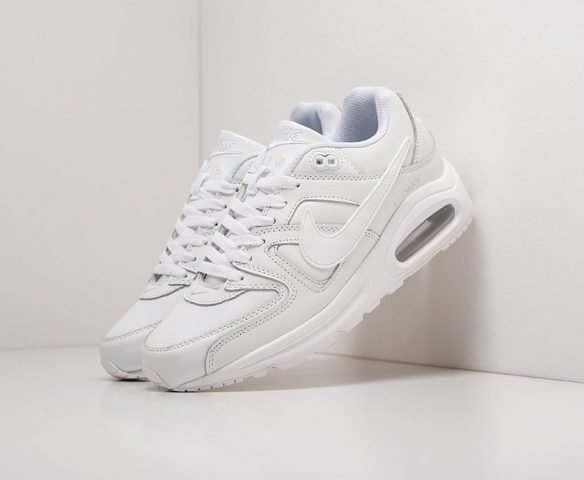 Nike Air Max Command Leather белые