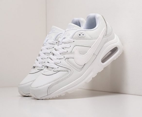 Nike Air Max Command Leather white