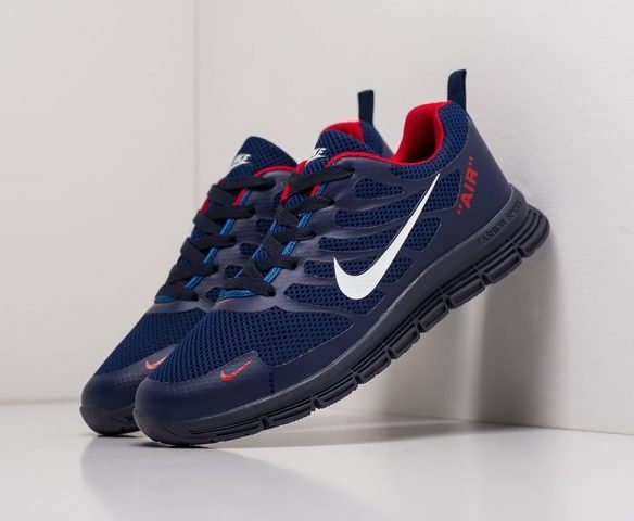 Nike low blue