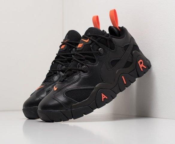 Nike Air Barrage Low черные