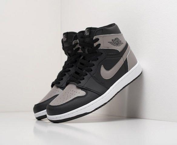 Nike Air Jordan 1 серые