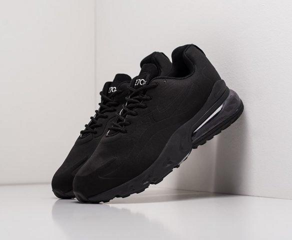 Nike Air Max 270 React wmn черные