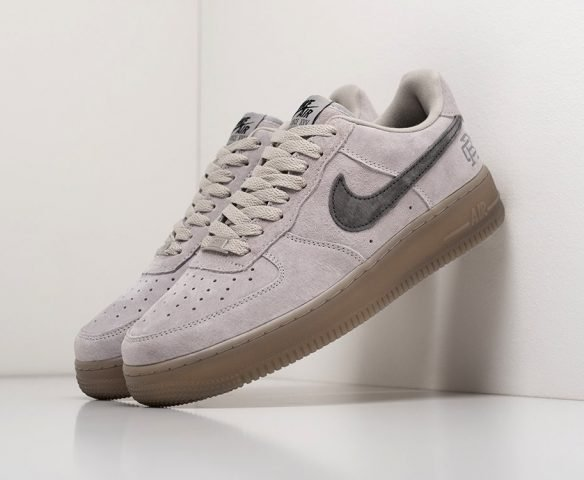 Nike x Reigning Champ Air Force 1 Low серые