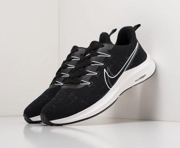 Nike Zoom low black-white