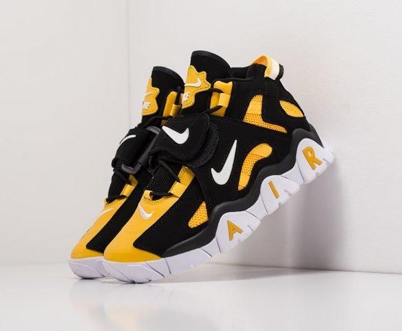 Nike Air Barrage Mid black-yellow