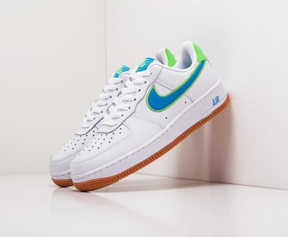 Nike Air Force 1 Low wmn white-green